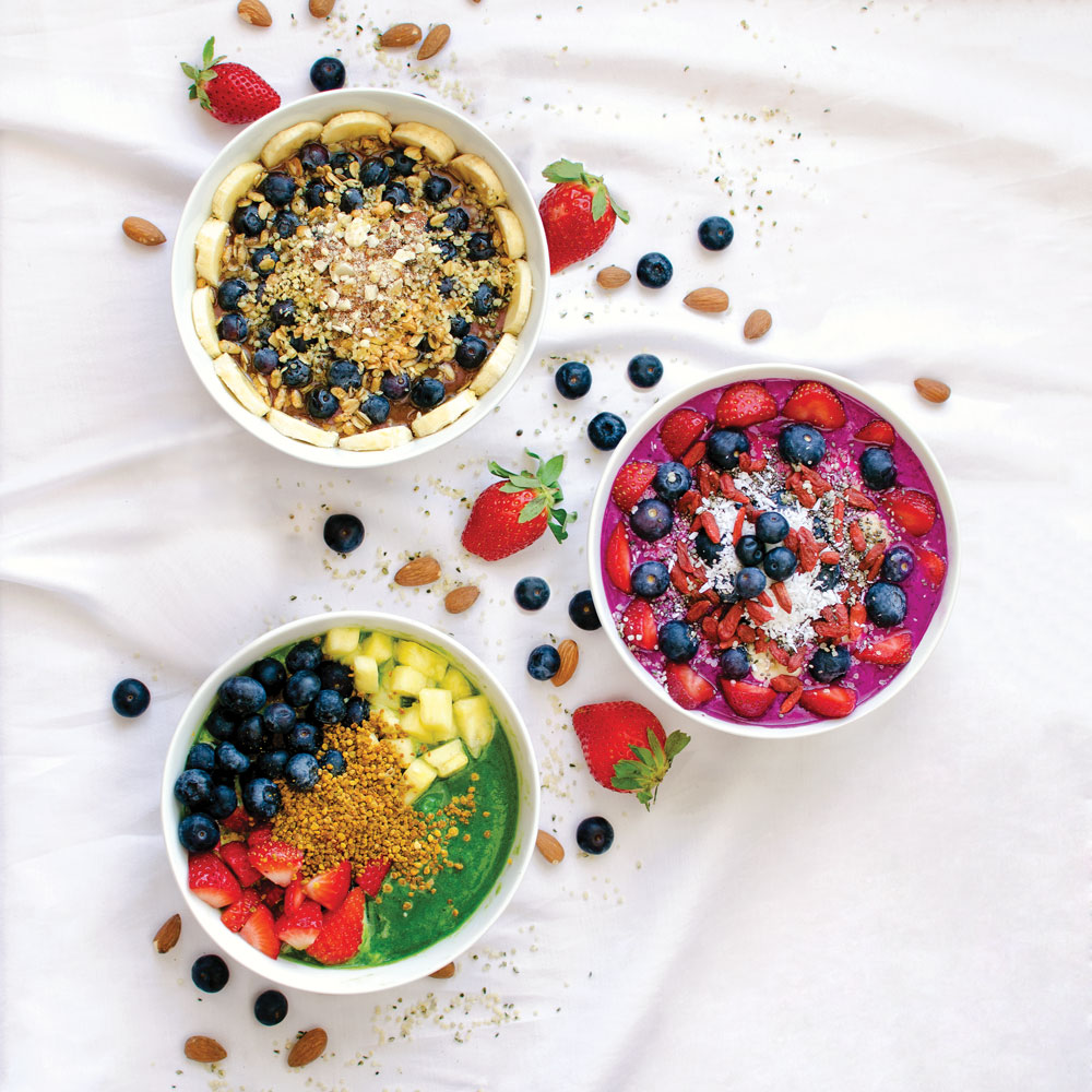 smoothie bowls in palm beach